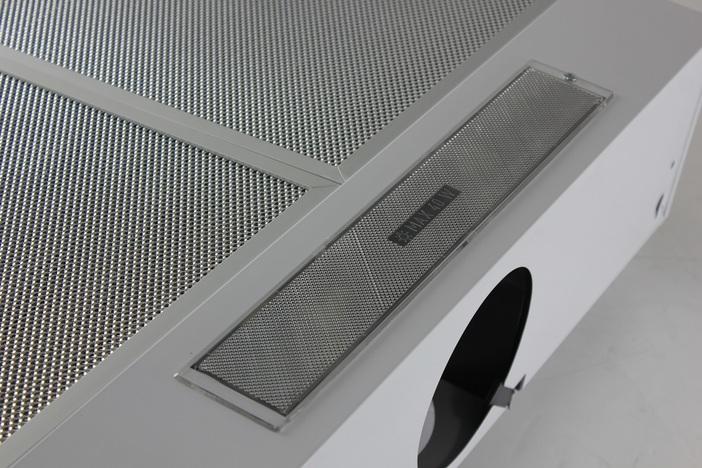 Плоская кухонная вытяжка LEX SIMPLE 500 WHITE